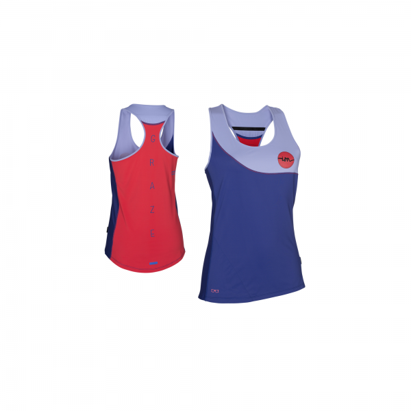 ION Tank Top Ela Women - Sea Blue