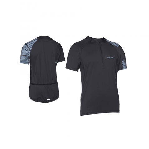 ION Tee Half Zip SS Quest Men - black