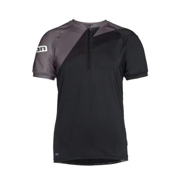 ION Tee Zip SS Helio Men - black