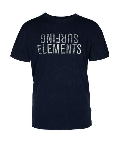 ION Tee SS Surfing Elements Men, black