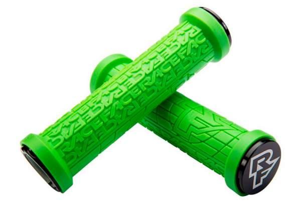 Grip Grippler Lock-On Griff Green 33mm