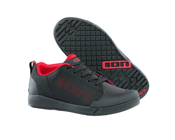 Shoe Raid AMP - black/red 17