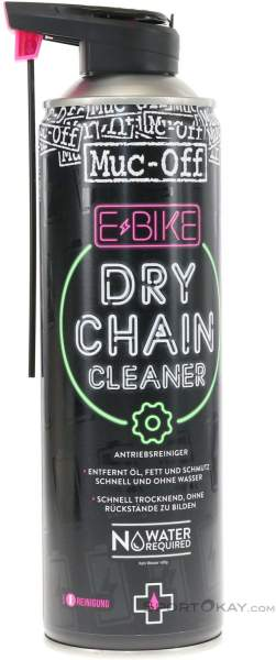 Dry Chain Cleaner