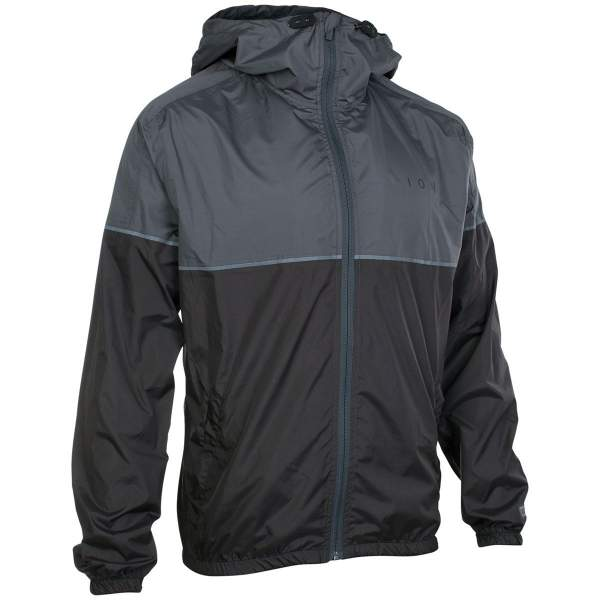 ION Shelter Rainbreaker Jacke black