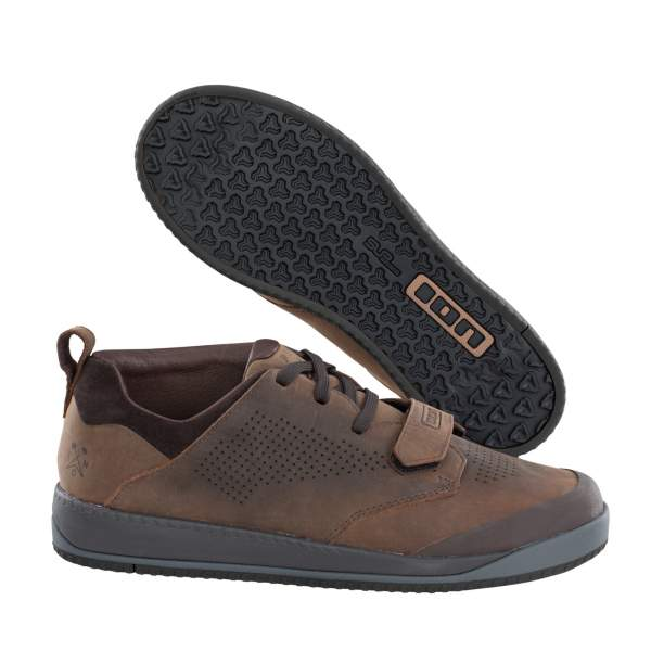 ION Shoe Scrub Select-Loam Brown