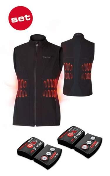 Lenz Heizweste heat vest 1.0 Women RCB 1800