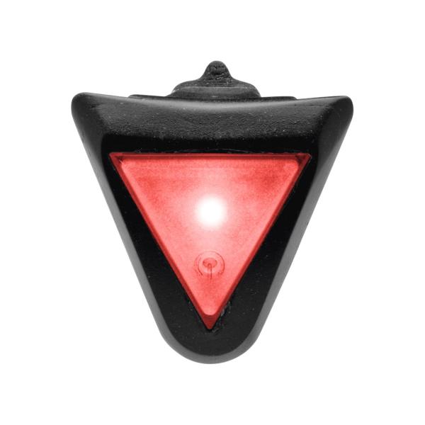 LED-Helmlicht zum Anstecken, plug-in LED, xb039 i-vo
