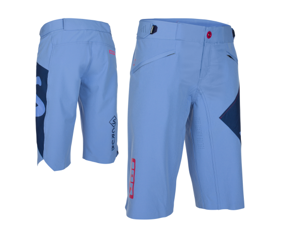 ION Bikeshorts Scrub_Amp WMS, powder blue