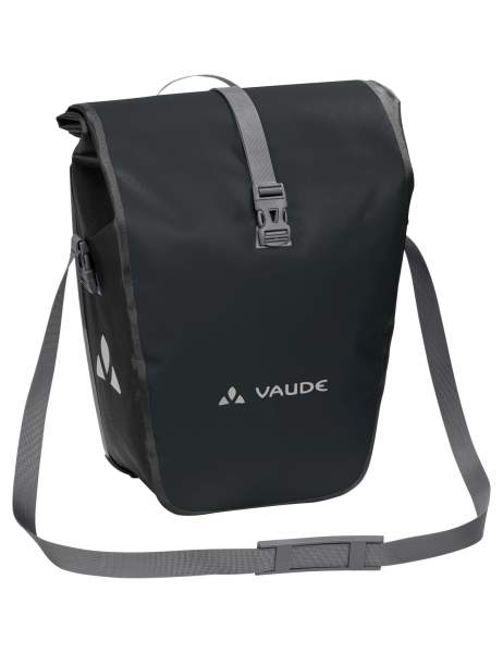 Aqua Back, Single - Gepäckträgertasche, black