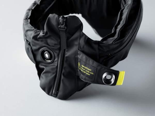 Airbag, Fahrradhelm, Hövding 3