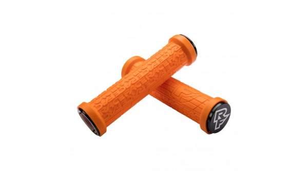 Grip Grippler Lock-On Griff Orange 30mm