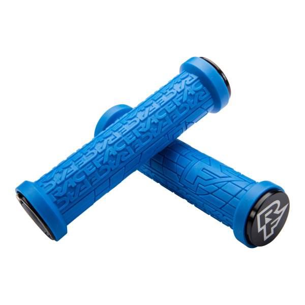 Grip Grippler Lock-On Griff Blue 30mm