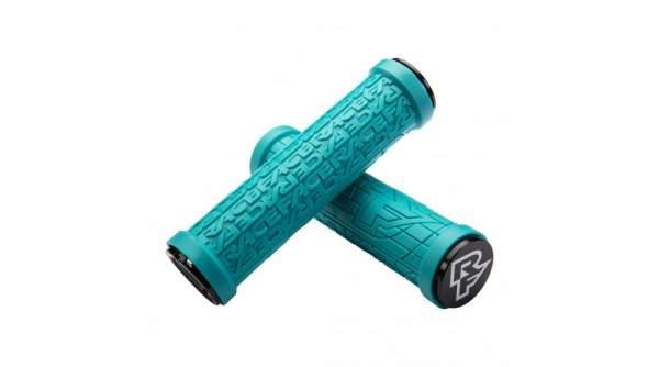 Grip Grippler Lock-On Griff Turqouise 33mm
