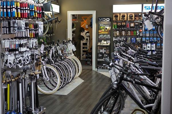 Umfassender Fahrradservice Der Dynamo