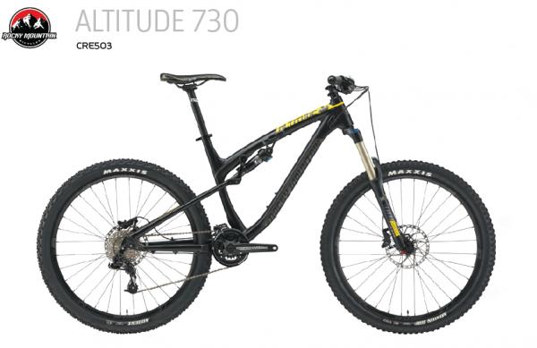 Altitude - 730 2016
