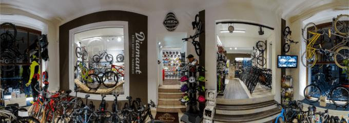 Unser Fahrradgeschäft in Dresden Striesen